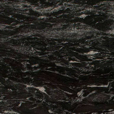 Black sodalite